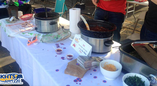 4th Annual SCV Chili Cook Off Fundraiser Draws Sold-Out Crowd